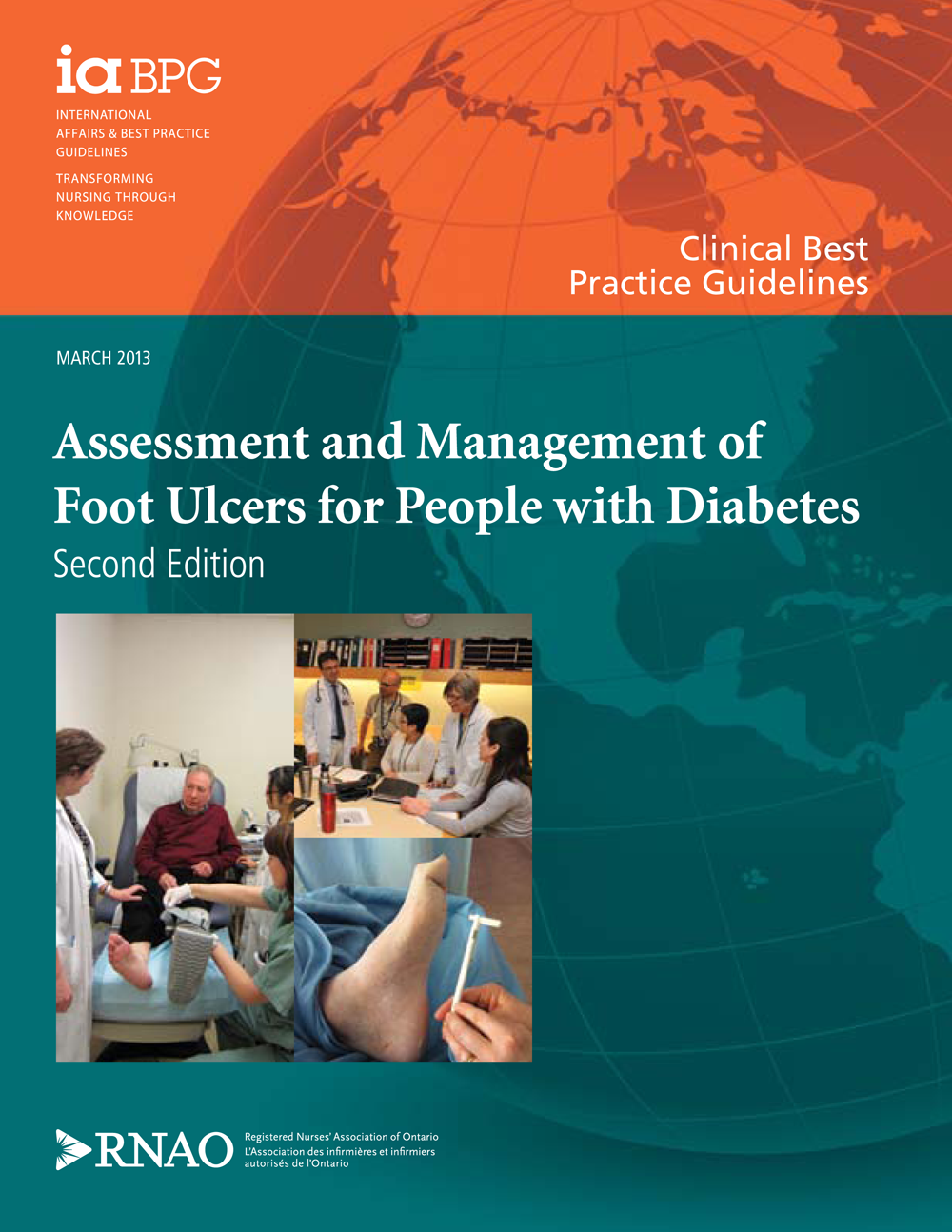 Assessment And Management Of Foot Ulcers For People With Diabetes Second Edition