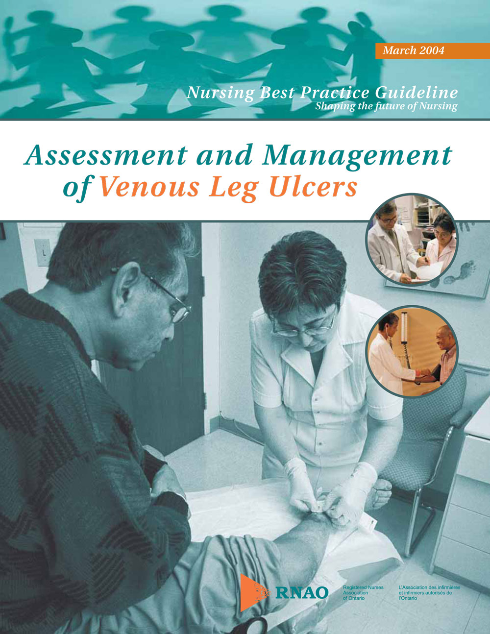 Assessment And Management Of Venous Leg Ulcers Cover 0