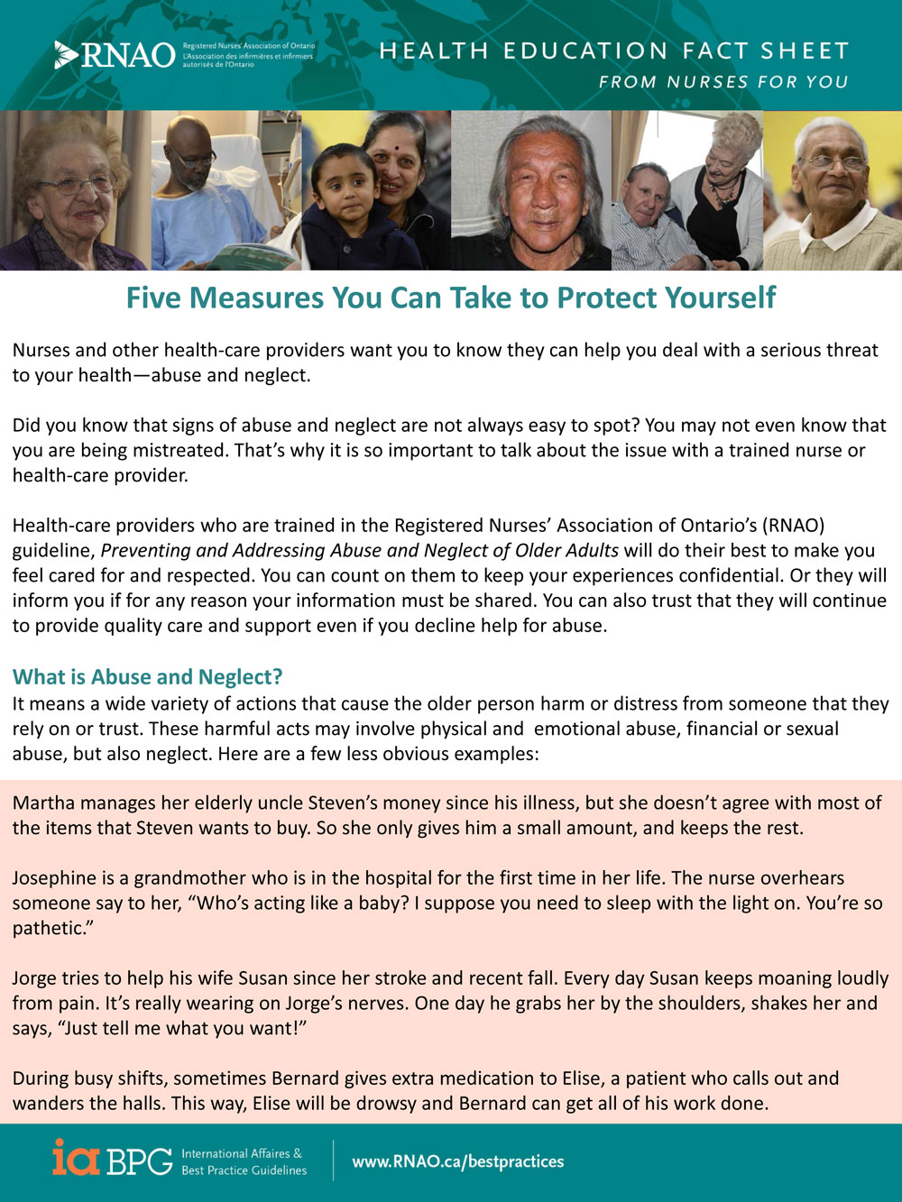 Five Measures You Can Take to Protect Yourself (From Abuse and