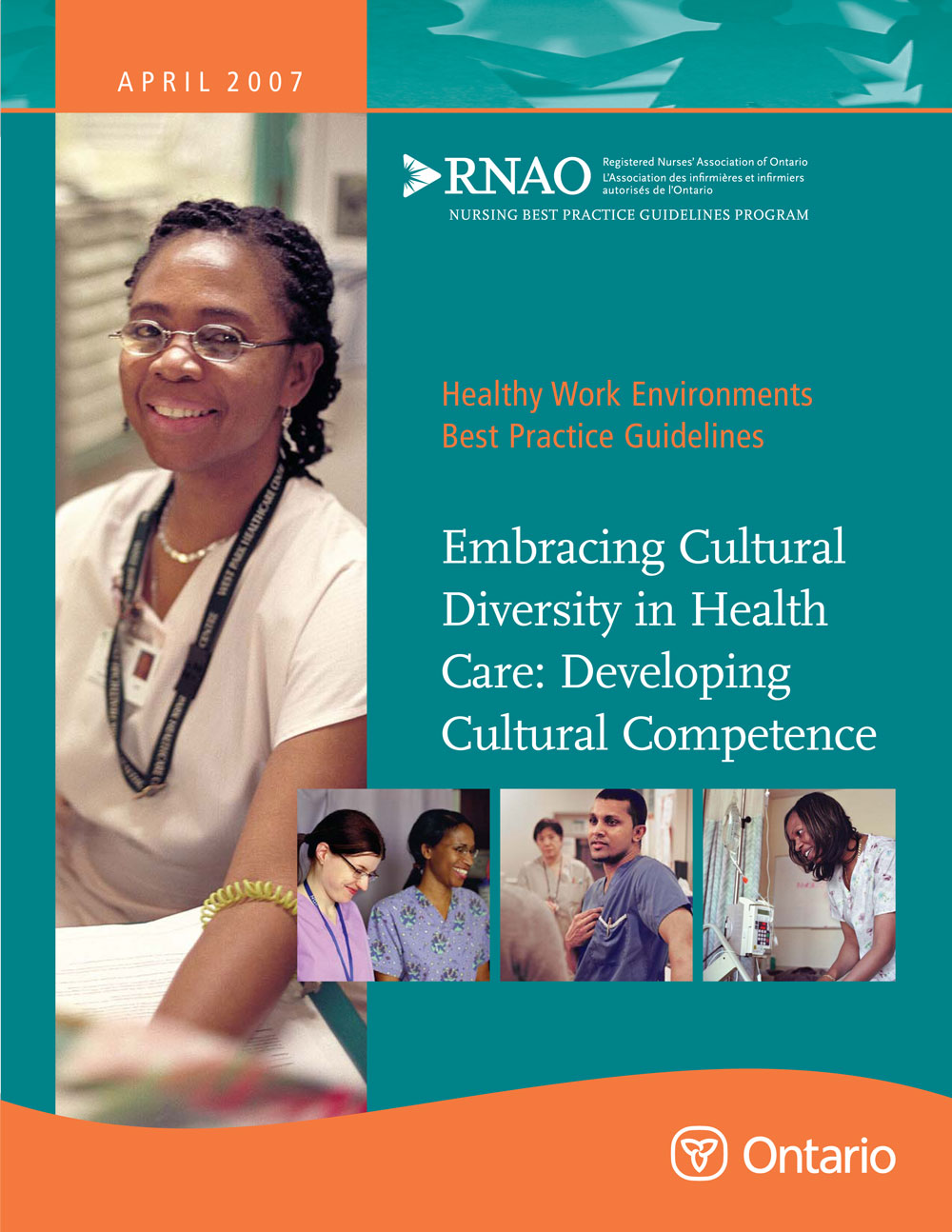 embracing cultural diversity in health care  developing cultural competence