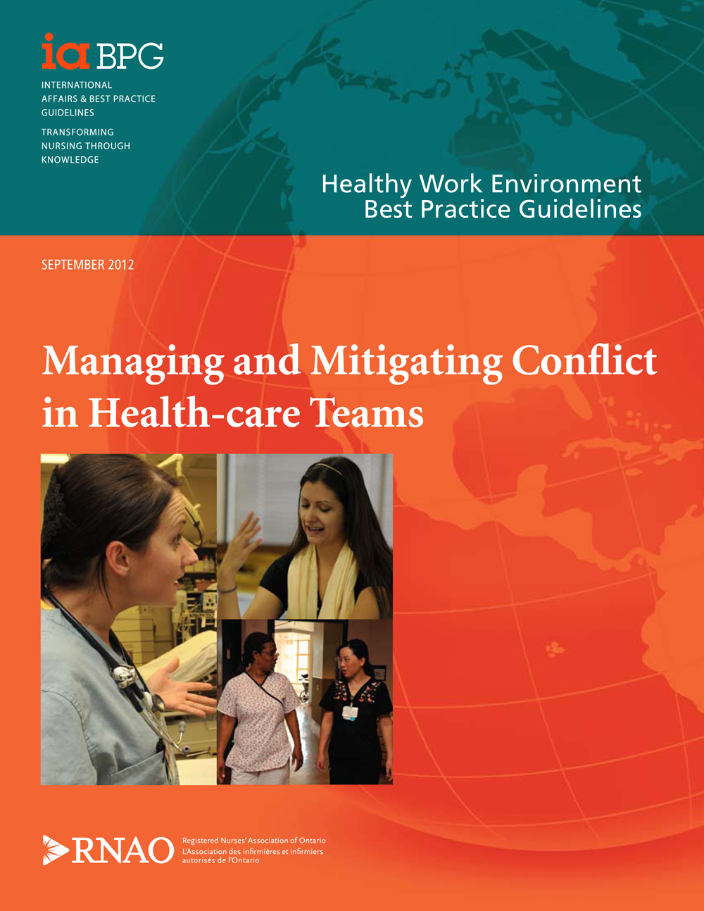 Managing and Mitigating Conflict in Health-care Teams