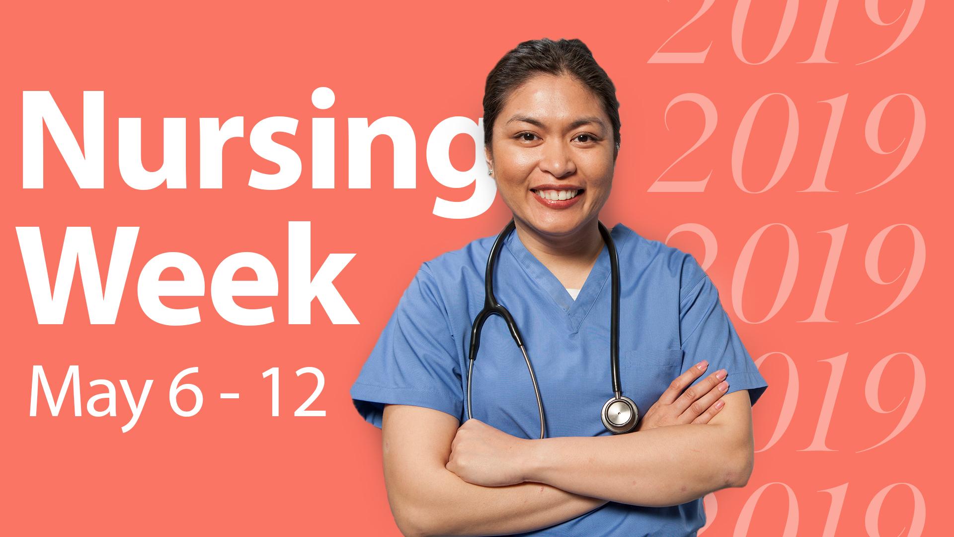Nursing Week 2019   Registered Nurses' Association of Ontario