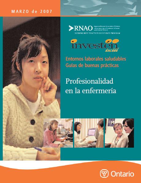Profesionalidad en enfermería