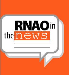 RNAO in the News