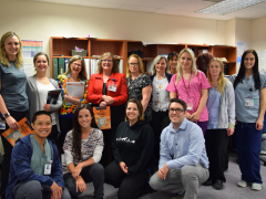 Nurses share their successes during Nursing Week