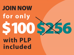 Join RNAO for only $100