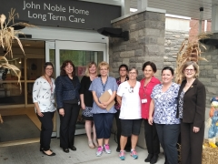 Host a visit with RNAO's president or CEO