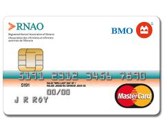 RNAO MasterCard