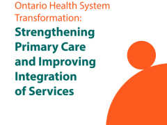 RNAO on health system reform in Ontario