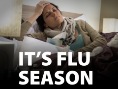 It's flu season, time to get your shot