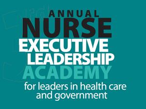 Eighth-annual Nurse Executive Leadership Academy (Sept. 24-27): Register today