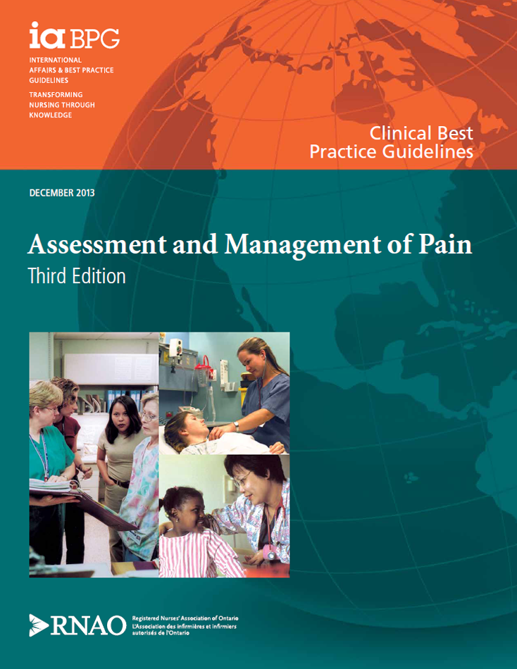 nursing interventions for osteoarthritis pain
