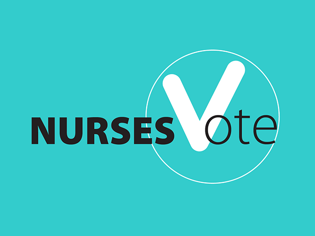 Nurses Vote image